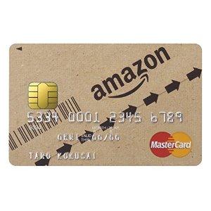 アマゾンマスターカードAmazon MasterCardはゴールドがお得