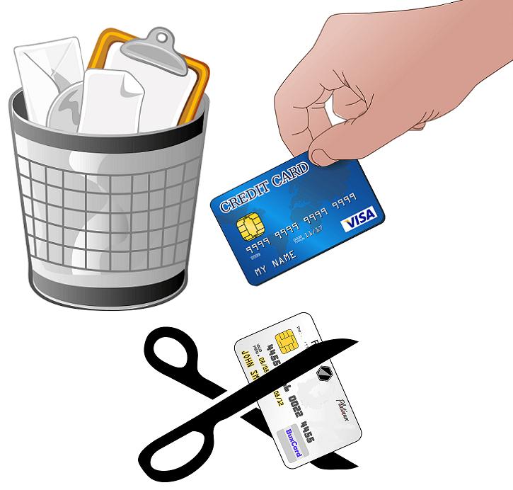クレジットカードのキャンセル(解約)