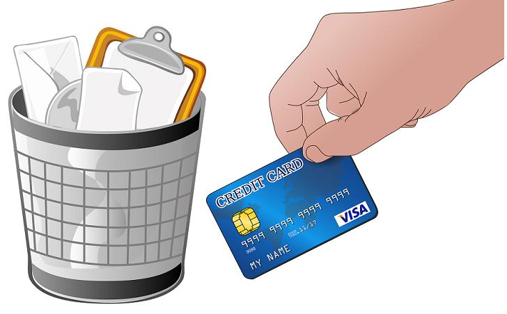 クレジットカード退会・解約