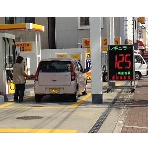 ガソリン割引クレジットカード