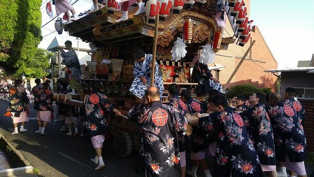 神戸の祭り