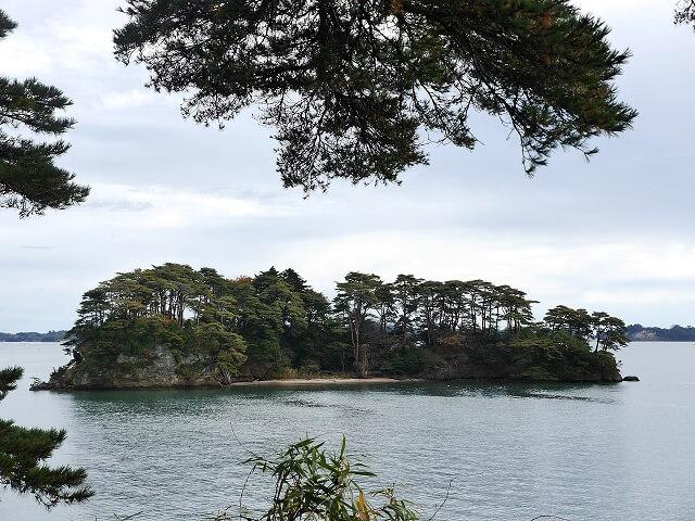 宮城県即日発行カード松島風景