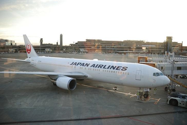 千葉県成田国際空港風景