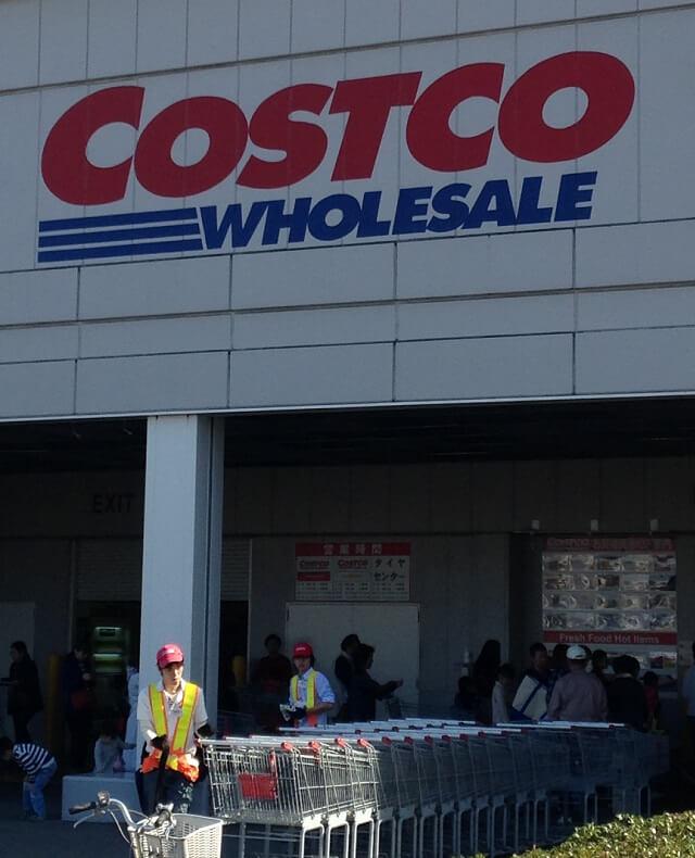 コストコ店舗使えるクレジットカード