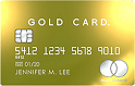 luxury card business gold