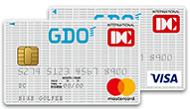 GDOロゴデザインカード