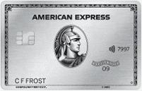 アメリカンエキスプレスプラチナカード