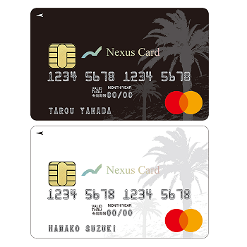 nexus cardネクサスカード